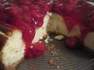 Cherry Cheesecake & Video