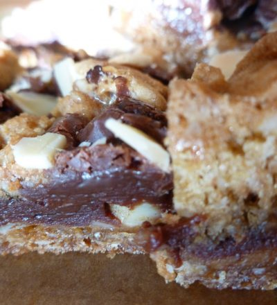 Caramel Nut Revel Bars ( The Great Food Blogger Cookie Swap)
