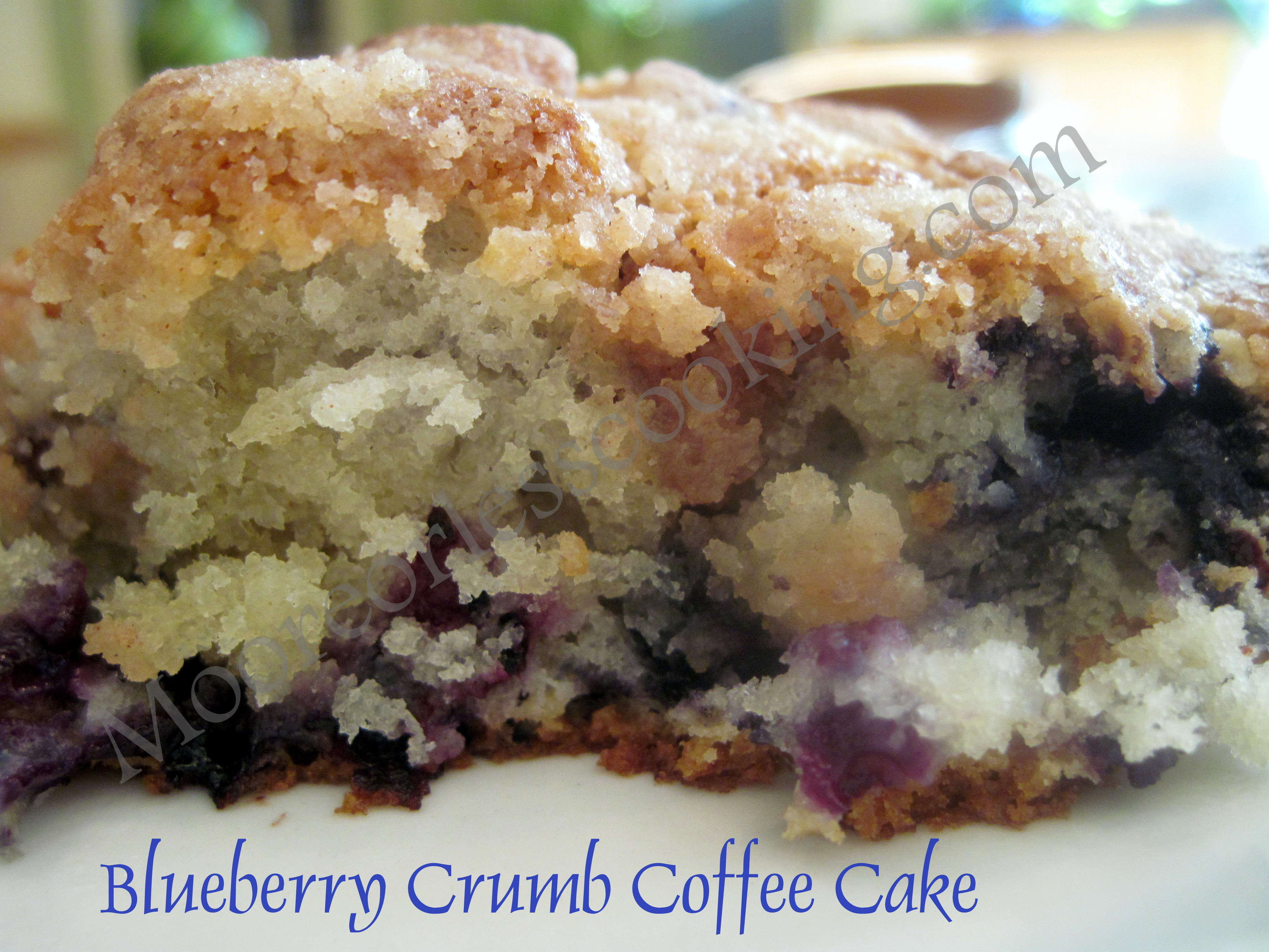 blueberry coffee cake blueberry crumb coffee cake 1969