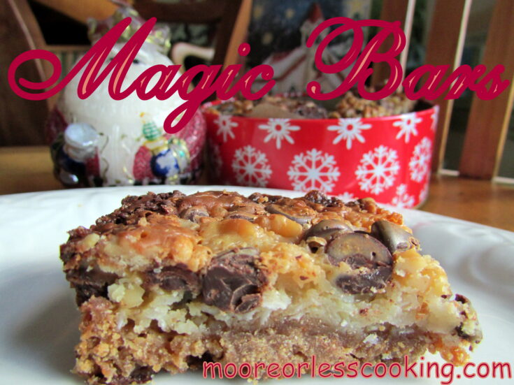 MAGIC BARS & Video