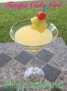 Bikini Martini | Tampa Cake Girl