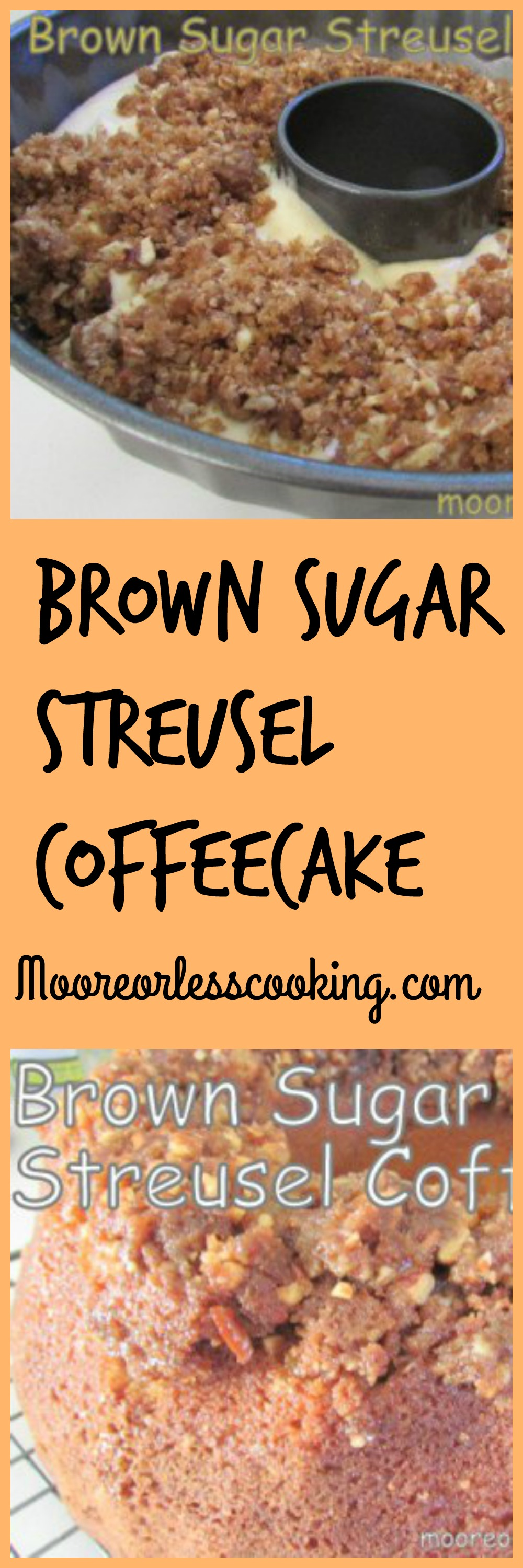 Streusel coffee cake recipes easy
