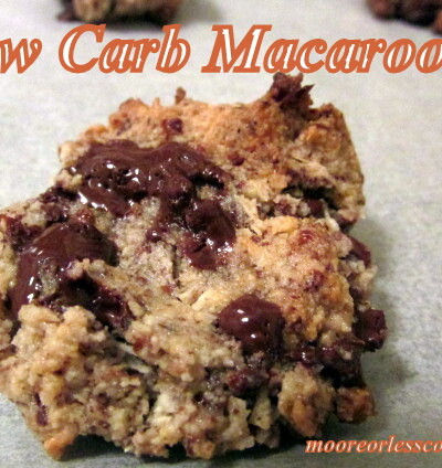 Lo Carb Macaroons