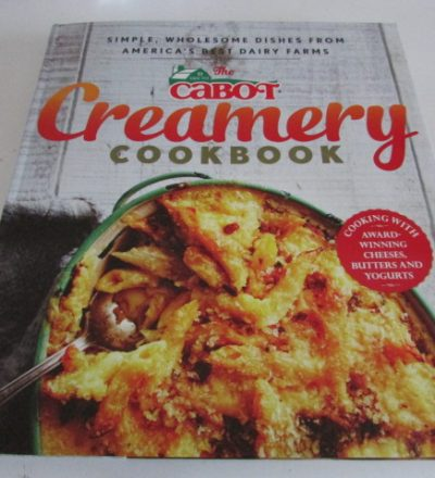 CABOT CREAMERY COOKBOOK & $25 CABOT GIFT BOX GIVEAWAY