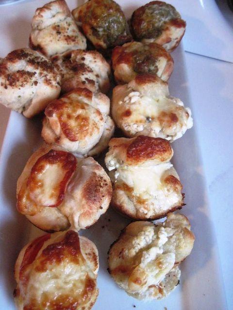 Pizza Puffs