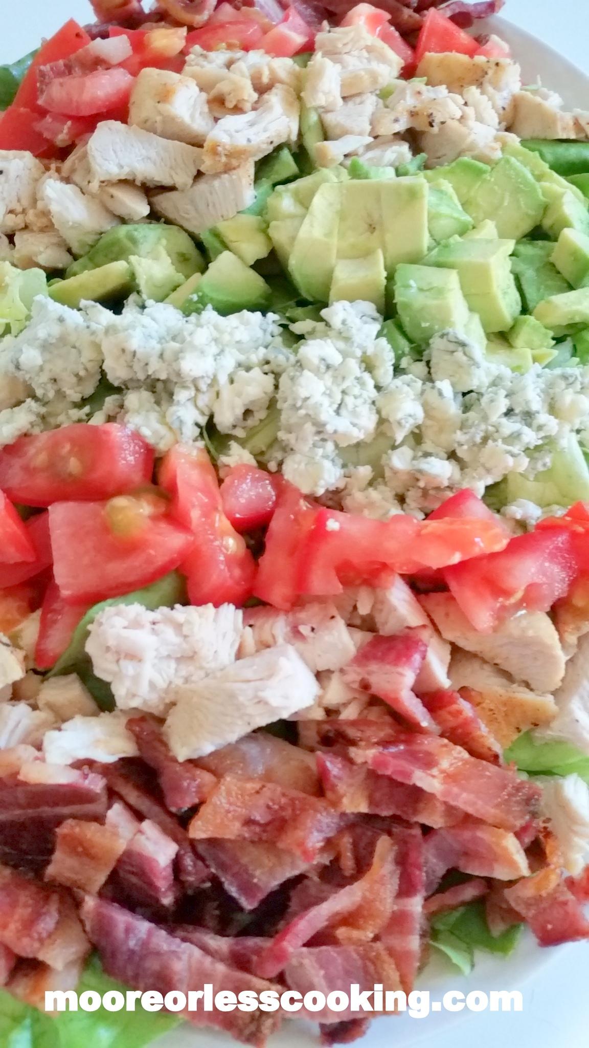 Easy to Make Cobb Salad