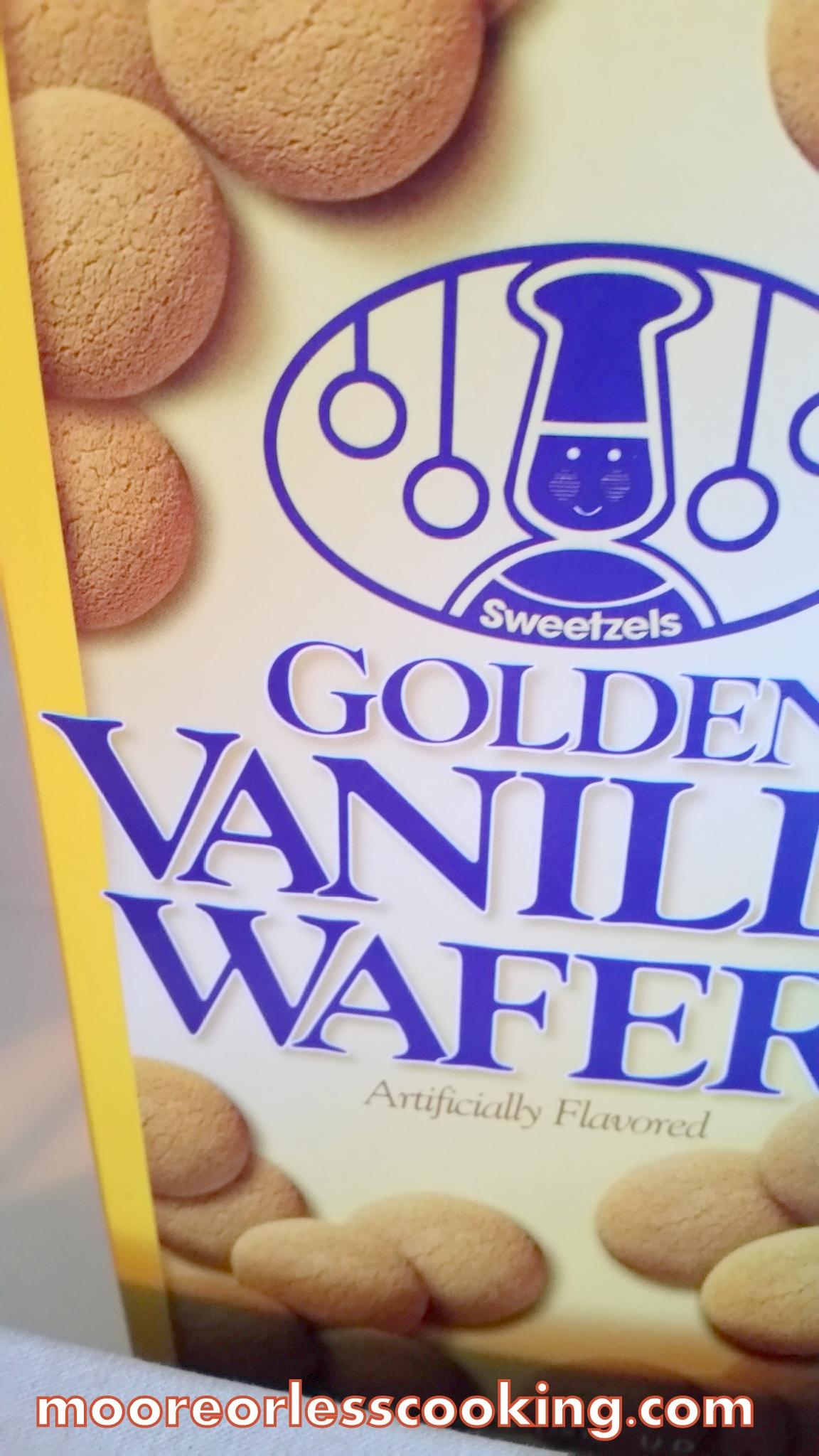 Vanilla Wafer Cake