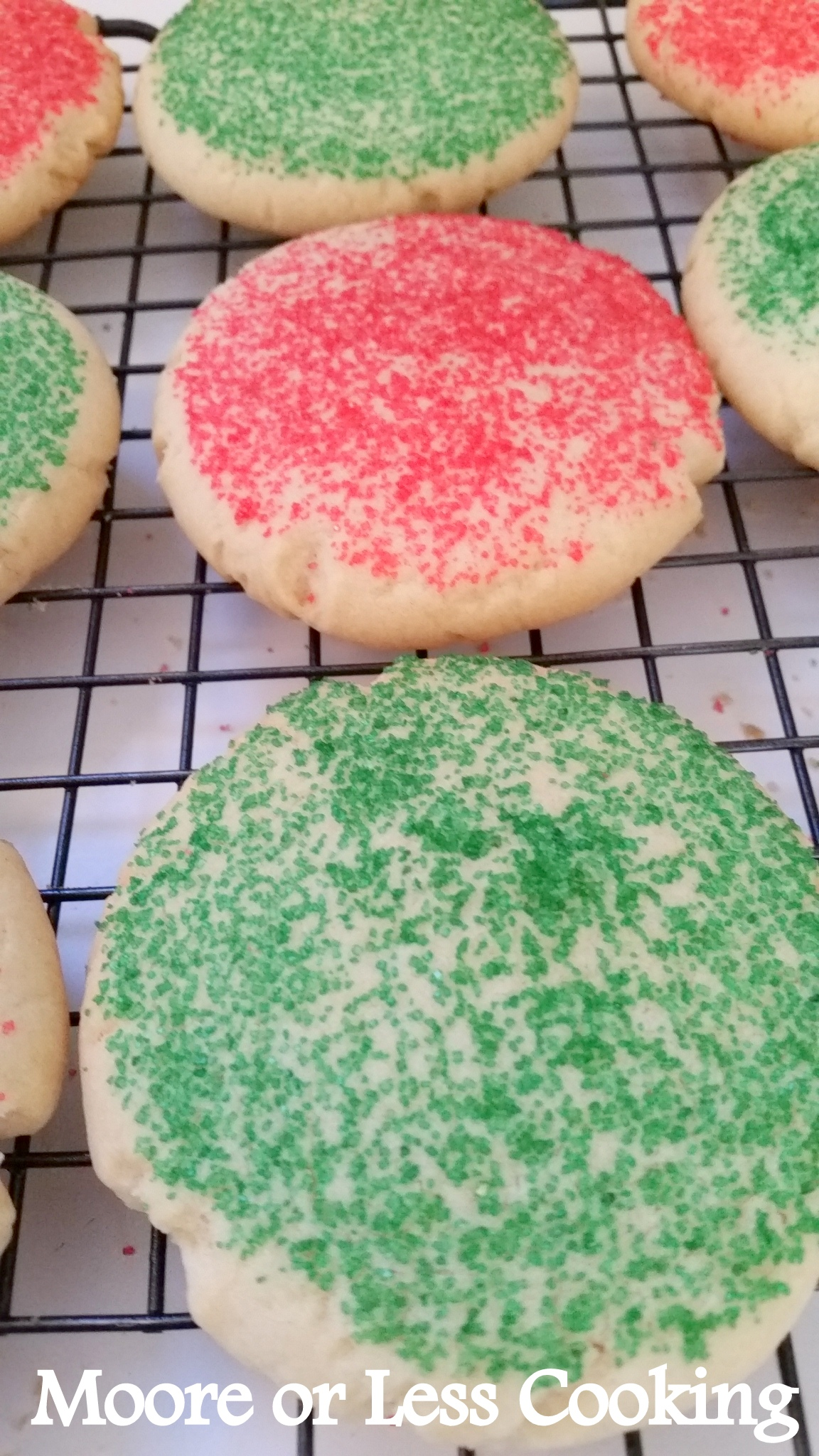 Nana's Sugar Cookies