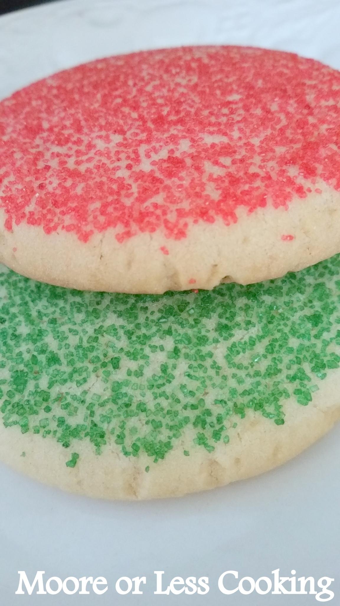 Nana's Sugar Cookies