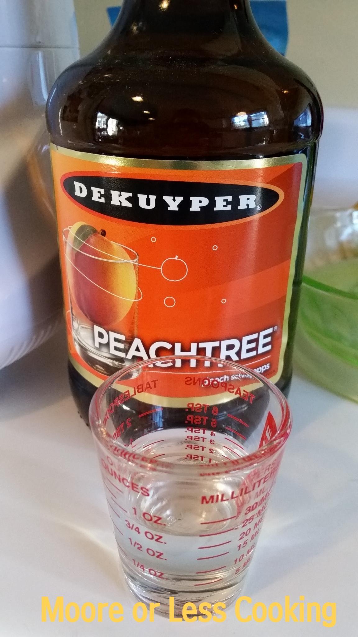 Dole® Peach Bellini