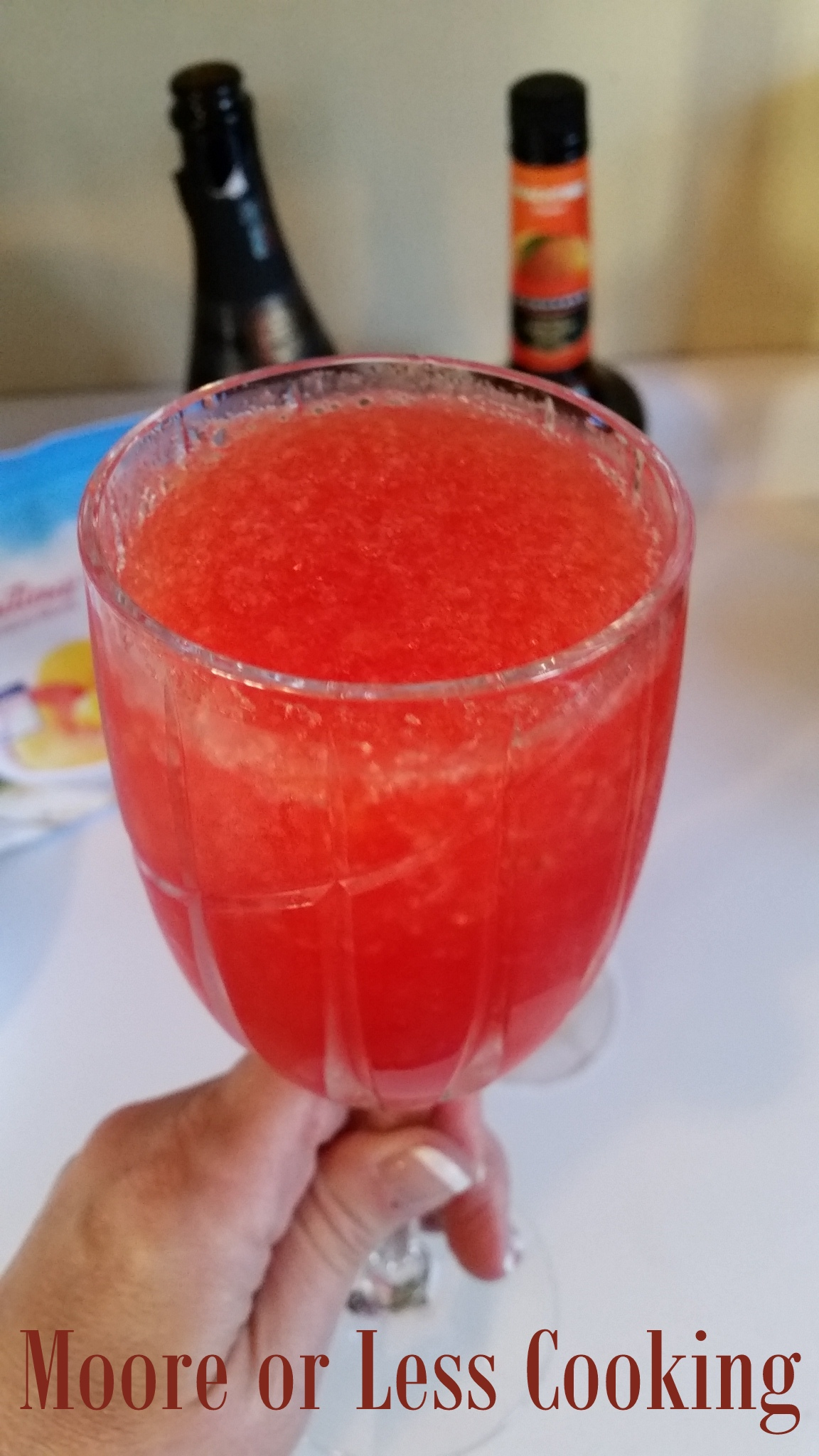 Dole® Peach Bellini