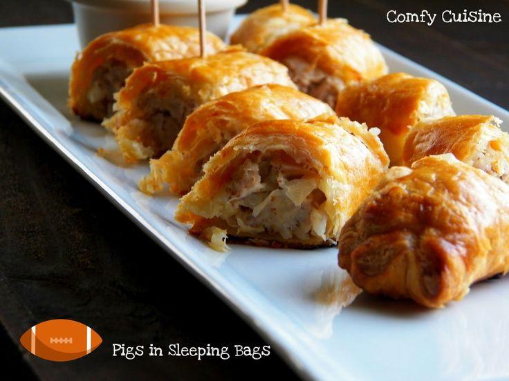 Pigs in Sleeping Bags
