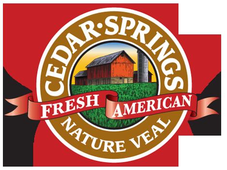 Cedar Springs Veal Logo