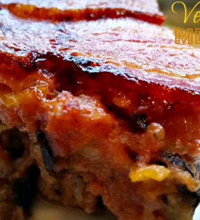 Veal Bacon Meatloaf