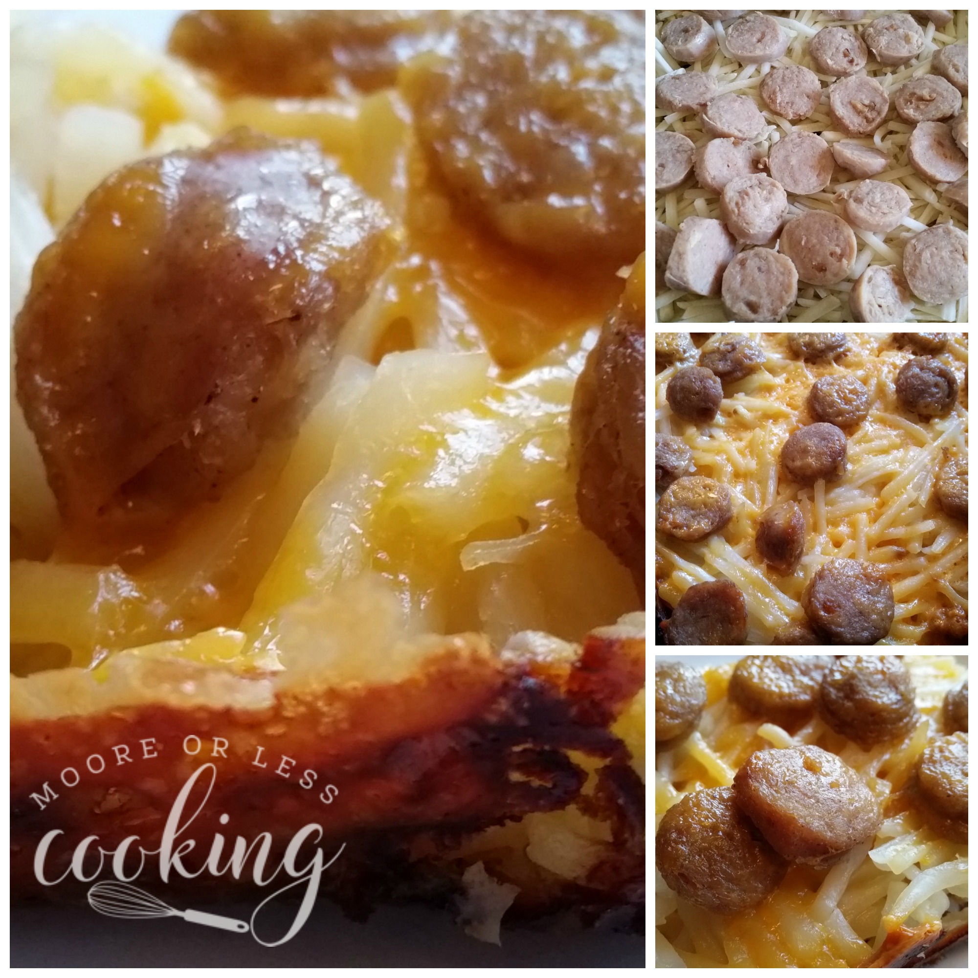 Hash Brown Sausage Breakfast Casserole