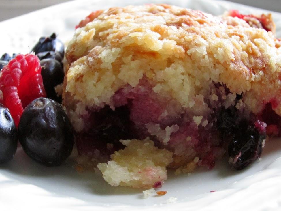 Blueberry Raspberry Bar