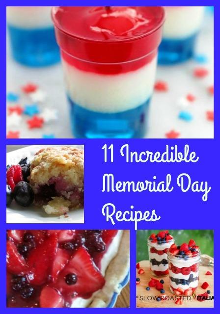 11 Incredible Memorial Day Recipes