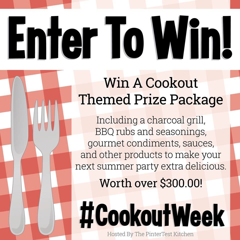Cookout Giveaway