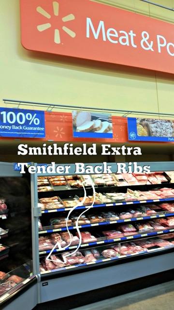 Smithfield Extra Tender Back Ribs