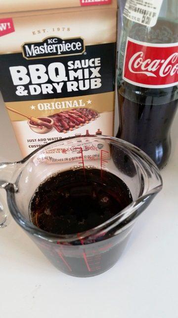Slow Cooker Coca-Cola BBQ Ribs