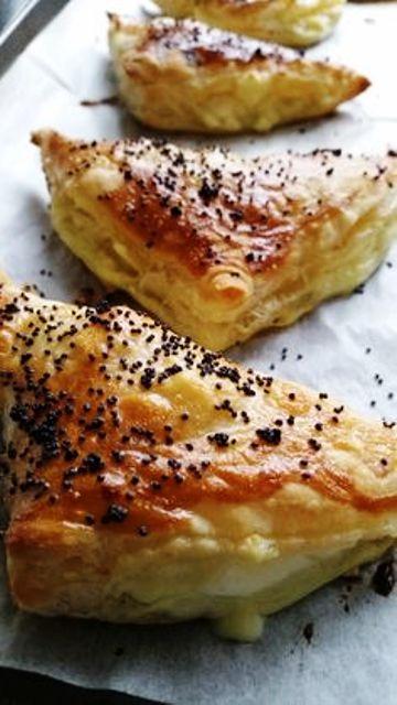 Greek Cheese Triangles