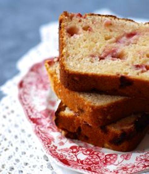 Strawberry Dream Tea Bread