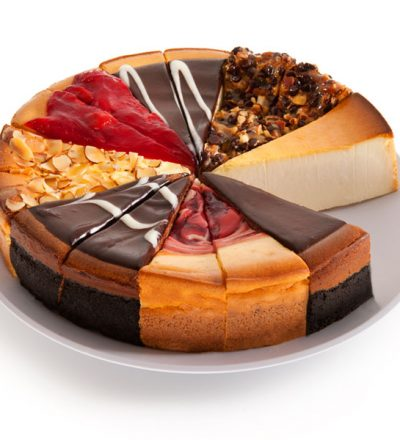 Cheesecake Giveaway!