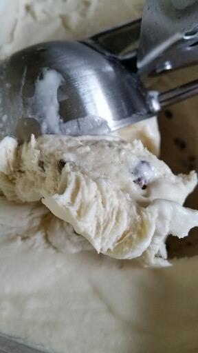 No Churn Mocha Chip Ice Cream
