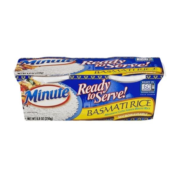 Minute Ready To Serve Basmati Rice