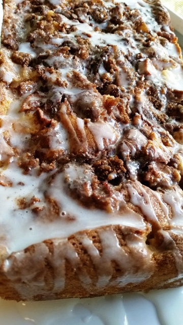 Best Apple Fritter Coffee Cake