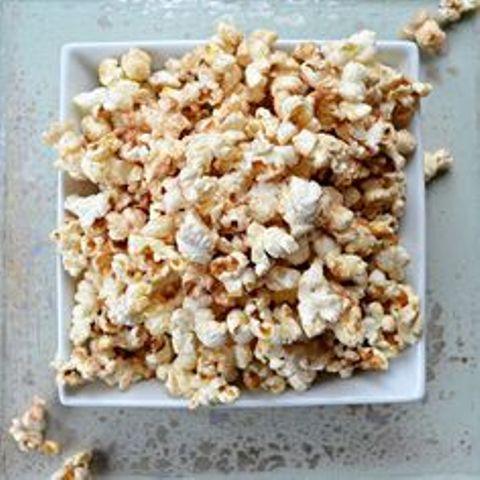 Cinnamon Sugar Popcorn