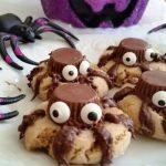 Halloween Spider Cookies #SundaySupper