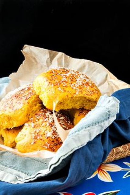 Soft, Buttery Pumpkin Dinner Rolls Perfect, soft, savory dinner roll. Get recipe here. Jenni Field's Pastry Chef Online