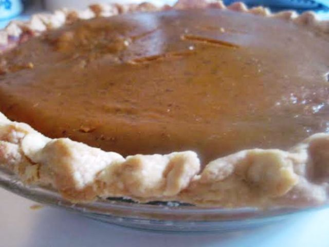Mom's Best Pumpkin Pie Nothing better than Mom's pumpkin pie! Recipe here. . Moore or Less Cooking Food Blog