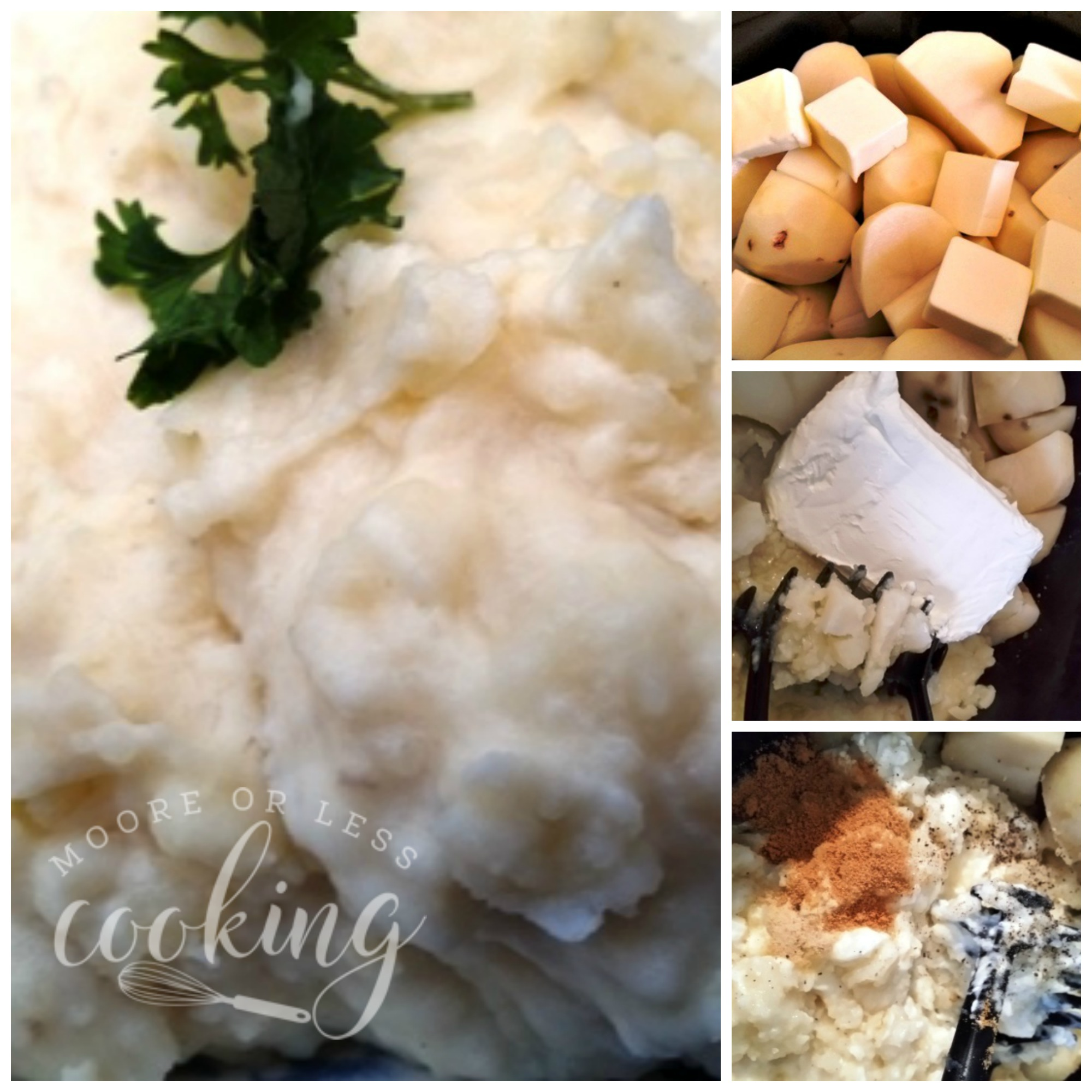 Best Slow Cooker Mashed Potatoes