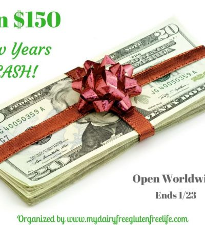 $150 New Years Cash Giveaway!