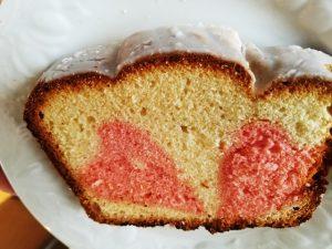 Valentine S Day Peek A Boo Pound Cake