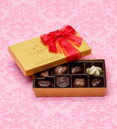 A Godiva Chocolate Giveaway!!