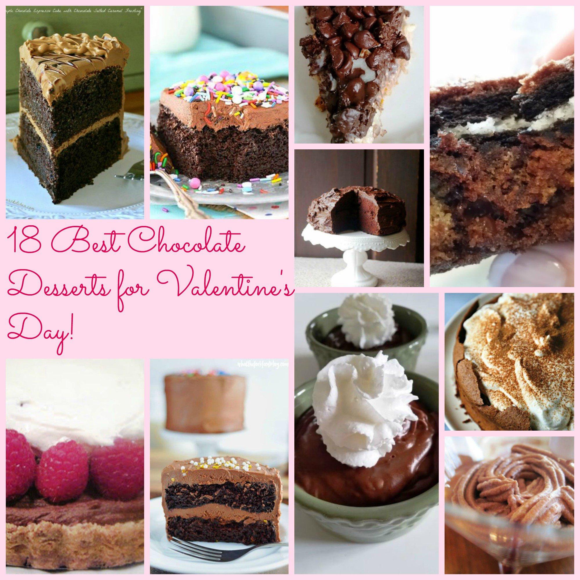 18 Best Chocolate Desserts For Valentine S Day