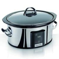 Crock-Pot 6-Quart Programmable Cook & Carry Slow Cooker with Digital Timer,