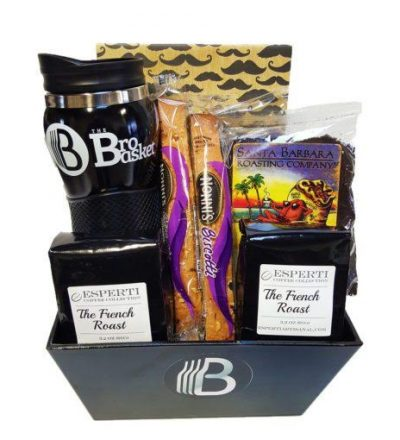 The BroBasket Coffee Basket Giveaway!