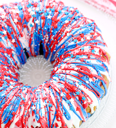 26 Best Red, White & Blue Desserts For The 4th Of July