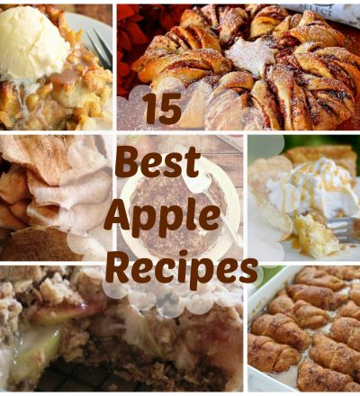 15 BEST Apple Desserts