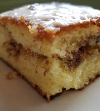 Best Honey Bun Cake