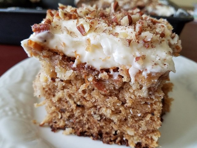 Carrot Cake Recipe From Mix Desserts