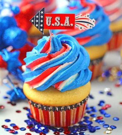 26 Red, White and Blue Desserts to Celebrate Memorial Day