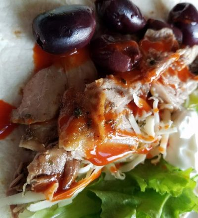 Easy Duck Tacos & Giveaway