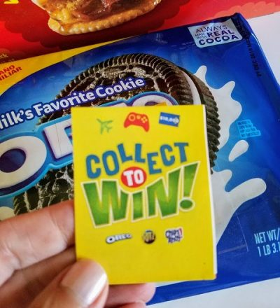 Nabisco #CollectToWin $10,000
