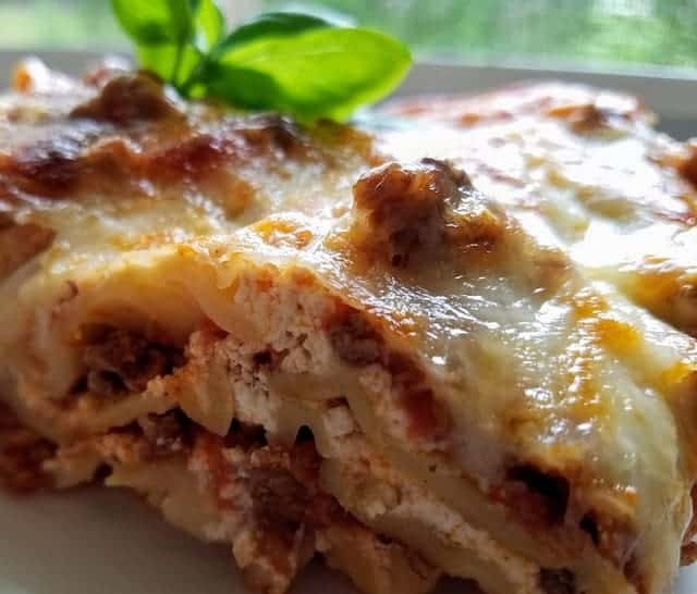 Easy Lasagna Moore Or Less Cooking