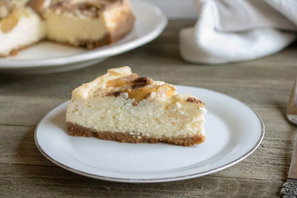Instant Pot Apple Cheesecake Recipe | We've scoured the internet for some of the best Instant Pot Recipes, and found an amazing assortment! You'll love these handpicked Instant Pot recipes, | Homestead Wishing, Author Kristi Wheeler | https://homesteadwishing.com/instant-pot-recipes/ | instant-pot-recipes #instantpotrecipes #recipes #pressurecookerrecipes #pressurecooker